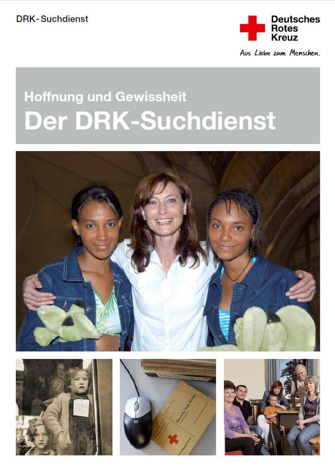 Brochure Hope and Certainty (German)