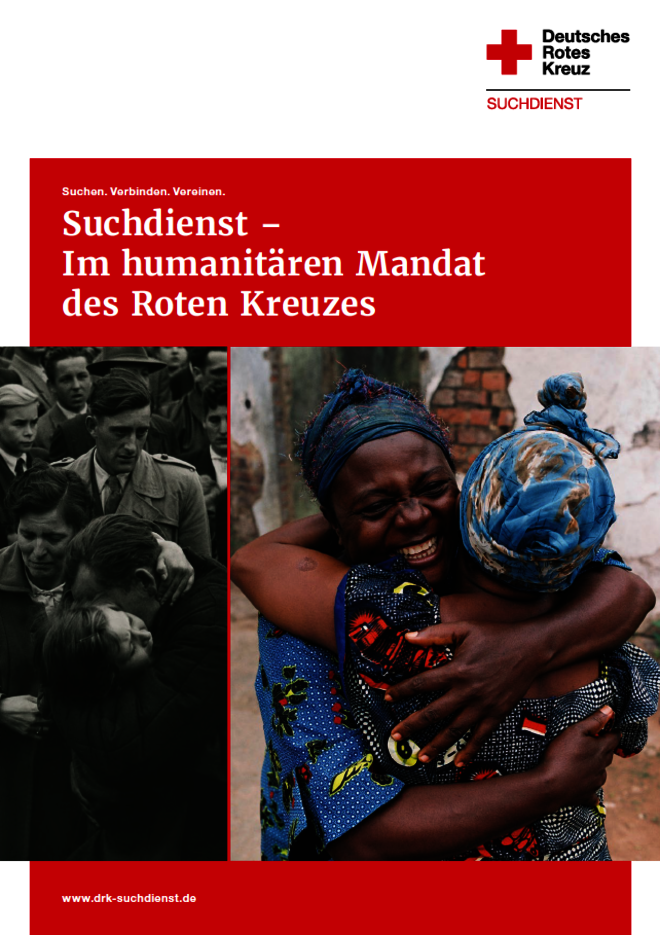 Operating in the humanitarian mandate (German)